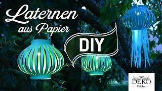 DIY: Laternen und Lampions für schöne Sommer-Dekos selber machen   Deko Kitchen