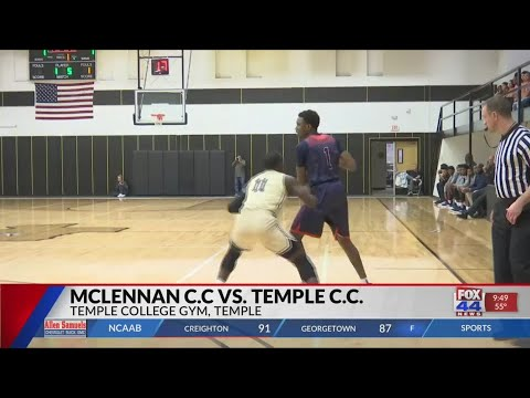 MCC @ Temple College Men's Basketball