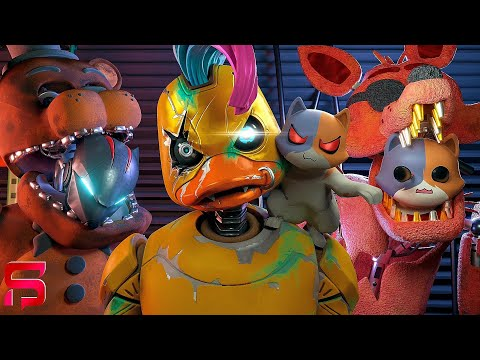 KIT & FNAF CHICA KILL HIS MOM AND DAD.... ( Fortnite Roleplay)