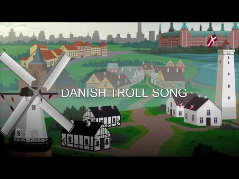 ♫SOUTH PARK - DANISH TROLL SONG 1 HOUR♫