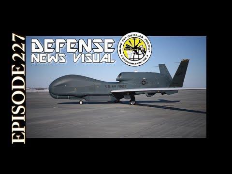 RQ-4 Global Hawk Drone Iran Shot Down