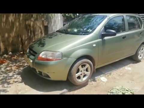 Chevrolet Aveo U Va 2008 Ls 1 2 Complete Review Youtube