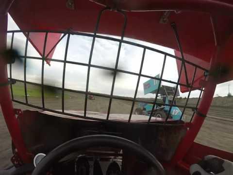 Heat Race I-76 Speedway 8/6/16
