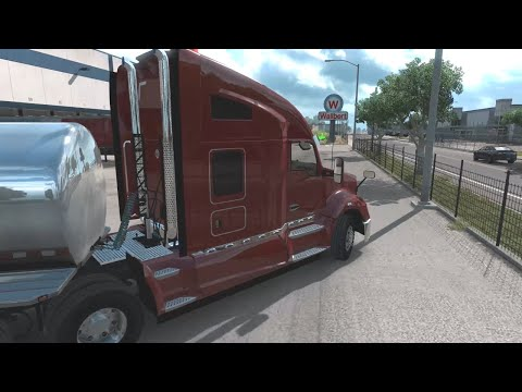 American Truck Simulator # Animated Cables open beta 1.31