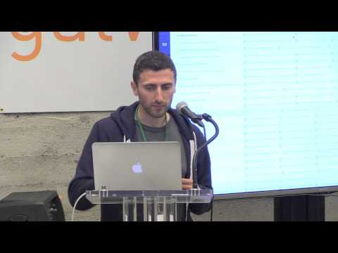Text By the Bay 2015: Vlad Giverts, Learning The Semantics of Millions of Entities