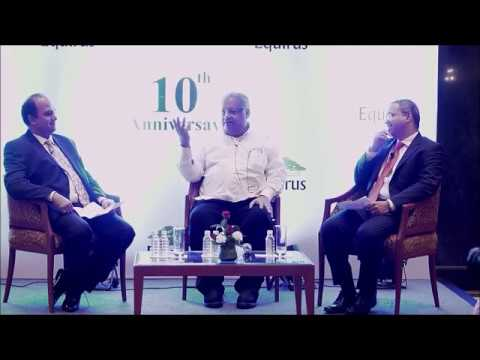 Interview of Rakesh Jhunjhunwala by Ajay Garg