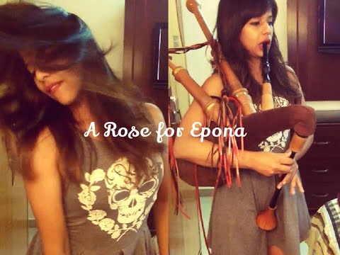 A Rose for Epona Cover (Vocals + Bagpipes) - The Snake Charmer