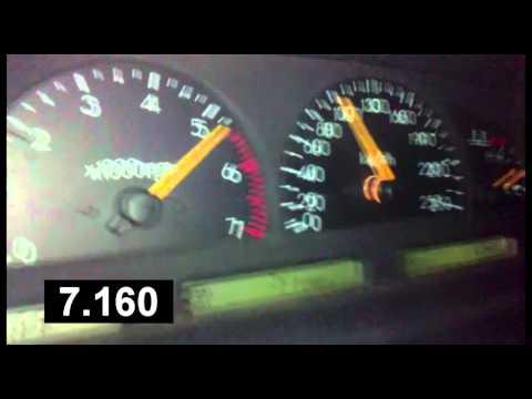 VR HSV Acceleration Test