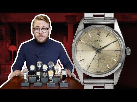 Rolex Tru-Beat 6556 Rolex Submariner 5512 Rolex Day-Date 18038 - This Week&39;s Watches 77