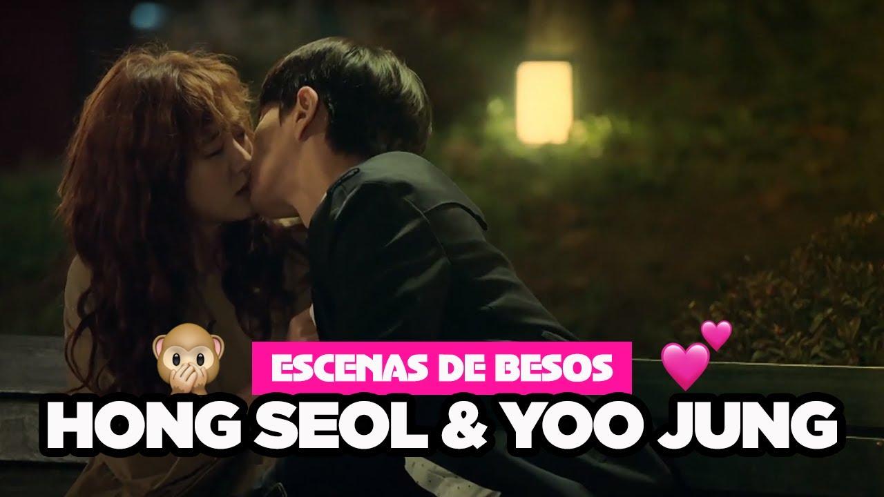 Cheese in the Trap español | Escenas de besos Kim Go Eun & Park Hae Jin  💕  |#EntretenimientoKoreano