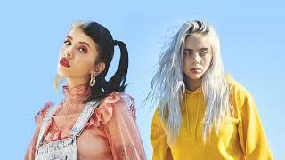 'Pacify Her Ocean Eyes' - Billie Eilish & Melanie Martinez