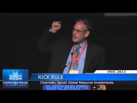 Bear Markets Are Best For Bargains - Presentation by Rick Rule