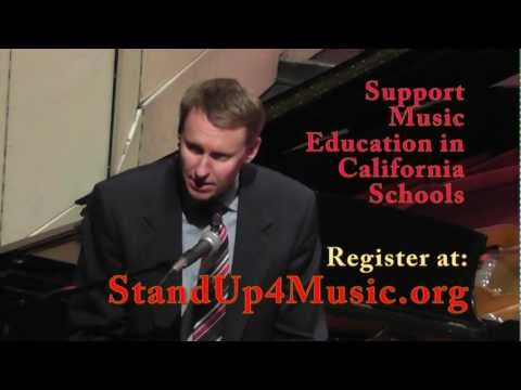 StandUp4Music.org -- Support Music Education in California Schools