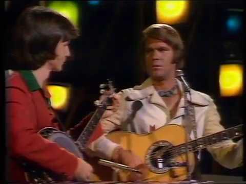 Glen Campbell & Carl Jackson - Glen Campbell Live in London (1975) - Dueling Banjos