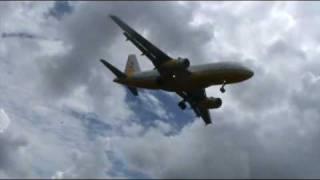 BI873 A320 Royal Brunei Airlines Airbus Landing 32L WMKK KLIA From Bandar Seri Begawan BWN