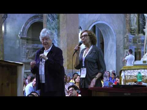 Spreading the grace of Baptism in the Holy Spirit - Sr Nancy Kellar - Fr Jonas Abib