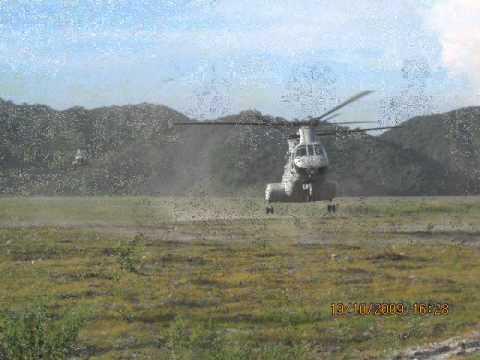 AFP and US Marines Hooowhaaaa'