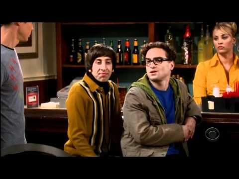 The Big Bang Theory - Howard