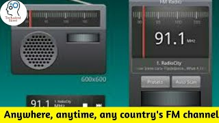 Listen Any FM radio station in anywhere, All Fm channel, FM radio App [Bengali]