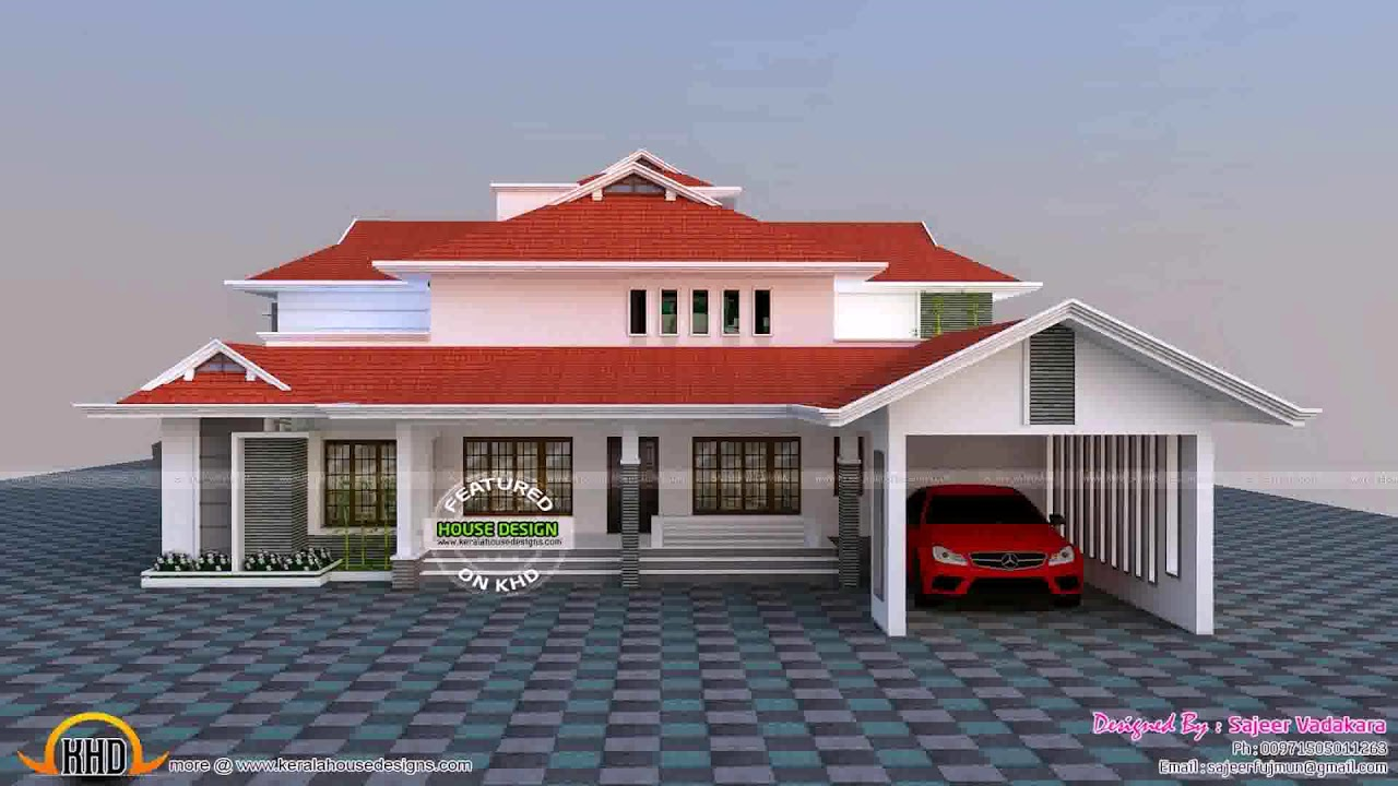 Front Elevation House Dubai : House front design in dubai youtube