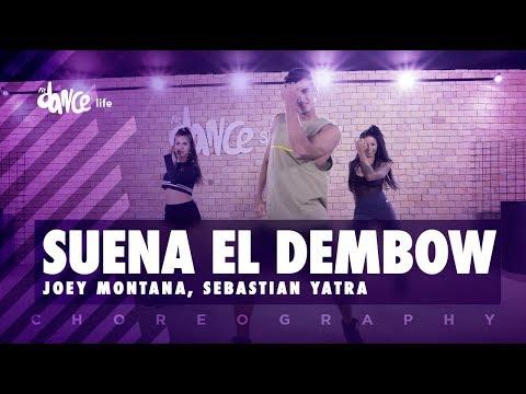 Suena El Dembow  - Joey Montana, Sebastian Yatra | FitDance Life (Coreografía) Dance Video