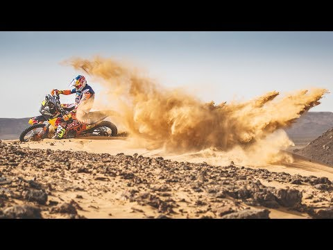 Download Youtube: Who said preparing for Rally Dakar is exhausting?