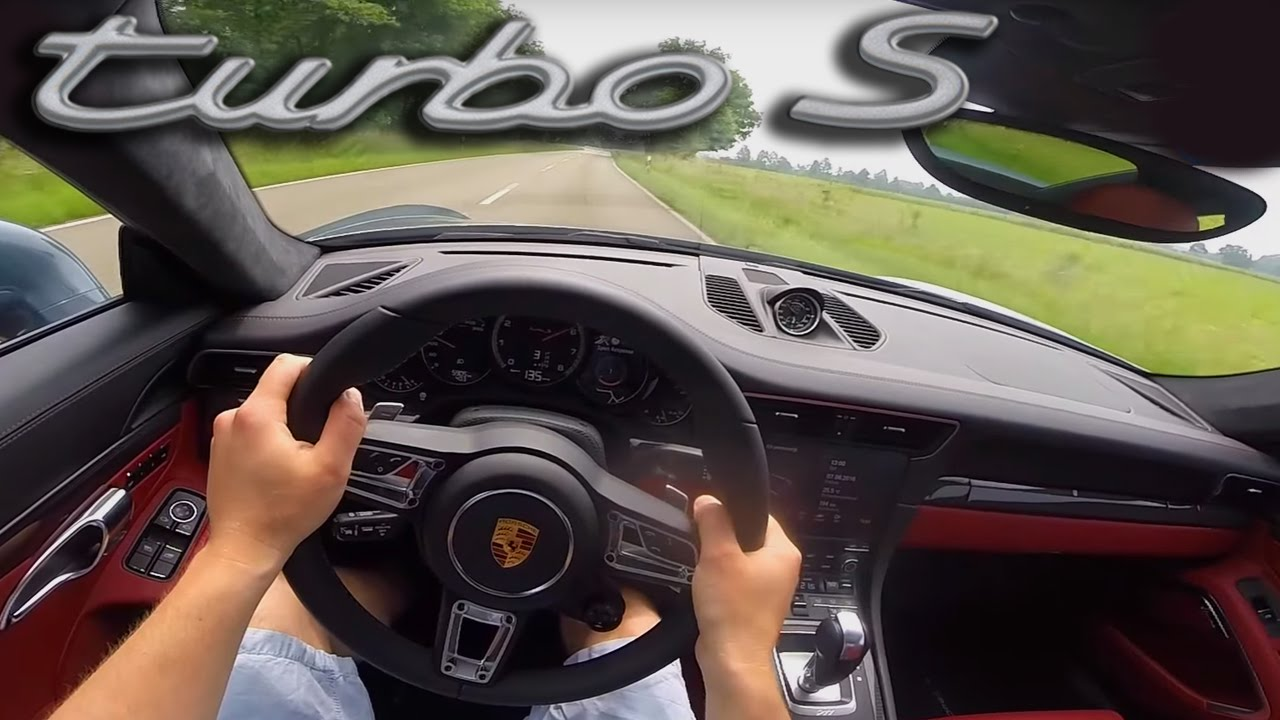 тест драйв porsche 991 turbo