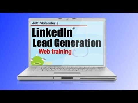 LinkedIn Lead Generation Training: A strange but effective approach