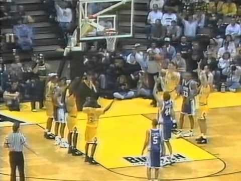 12/22/1993:  #3 Duke Blue Devils at Iowa Hawkeyes