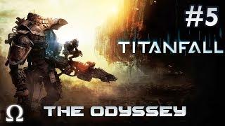 Titanfall | #5 - THE ODYSSEY MAP *ATTRITION* RETAIL FULL HD | PC / Origin