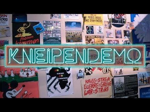 Kneipendemo: Coop #Antiwar Cafe Berlin (Multimedia Production, HTW Chur, Schweiz)