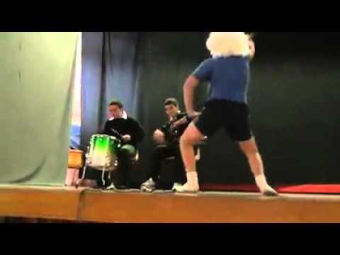Condell Park High School Drumming + Dabke