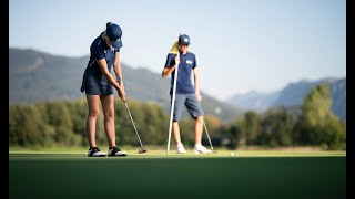 St. Gilgen International School - Professional Golf Pathway Programme - short film