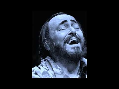 Luciano Pavarotti - Vivere (Hd)