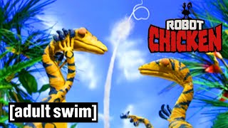 Robot Chicken | Der Schlingel | Adult Swim