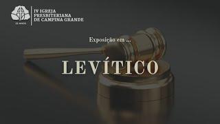 Mente e mãos santificados  Lv 22. 1 - 23 l Rev. Clélio Simões 18/04/2021