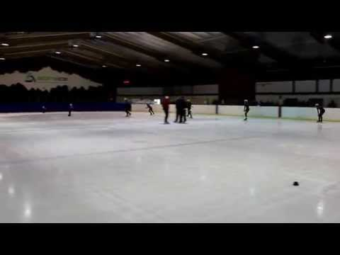 Canterbury Short Track Ice Speed Skating Championships 2015