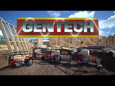 Gentech Generator - Power You Can Trust TV Commercial