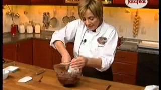 ماكرون الشوكولا - حورية المطبخ