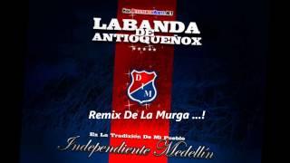 Remix De La Murga Del Indigente - CD La Banda De Antioqueñox RXN