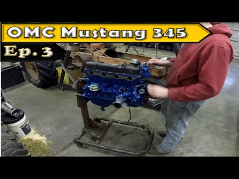 Repeat OMC Mustang 330 with