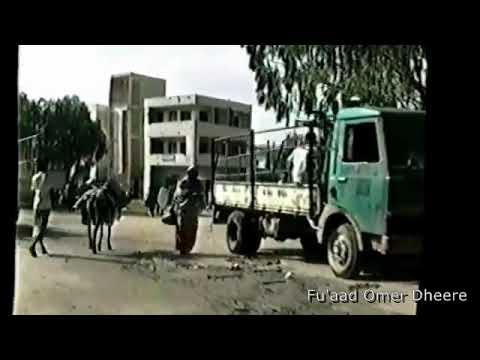 HARGEISA 1988-1991: Documentary Somalia-somaliland civil wars why two country never re-united 2018