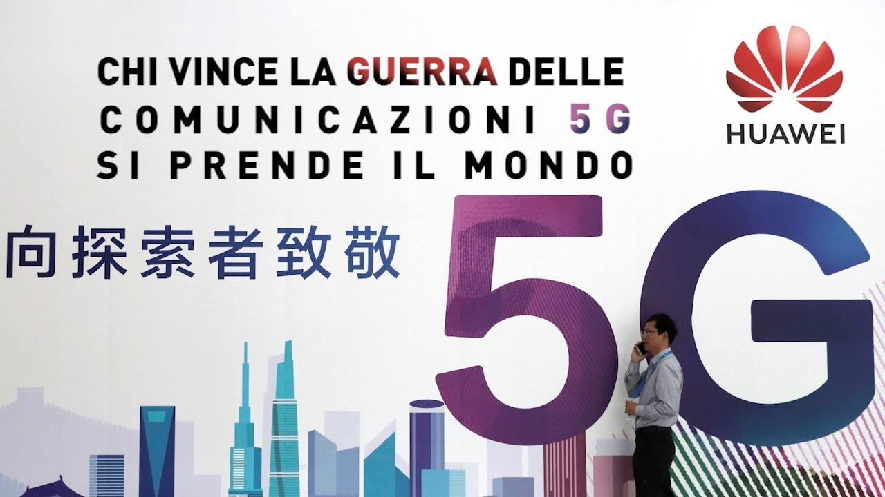 PTV News - 19.02.19 - Chi vince la guerra delle comunicazioni 5G si prende il mondo