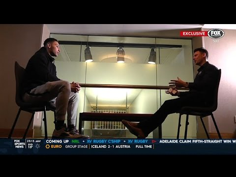 """Basketballs Next Big Thing"" - Ben Simmons' Pre Draft Exclusive Interview"" - ASC AWARDS"