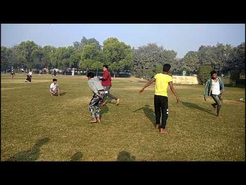 Delhi dance championship.  l  Indian group