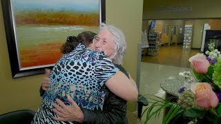 FOX5 Surprise Squad: Grandma Volunteers at Hospital - Way to Remember Husband