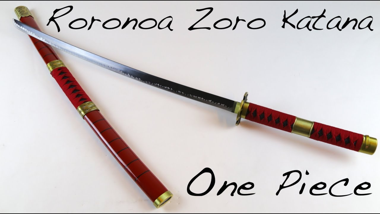 One Piece Roronoa Zoro Katana 40131