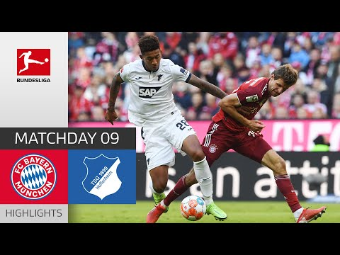 Bayern Munich Hoffenheim Goals And Highlights