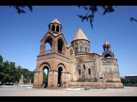 Etchmiadzin Cathedral,...