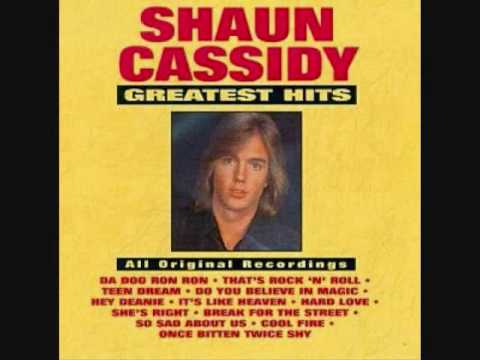 Shaun Cassidy: That's Rock & Roll